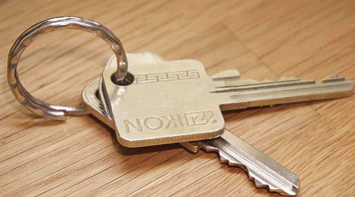Ключи от квартиры - это не подарок?