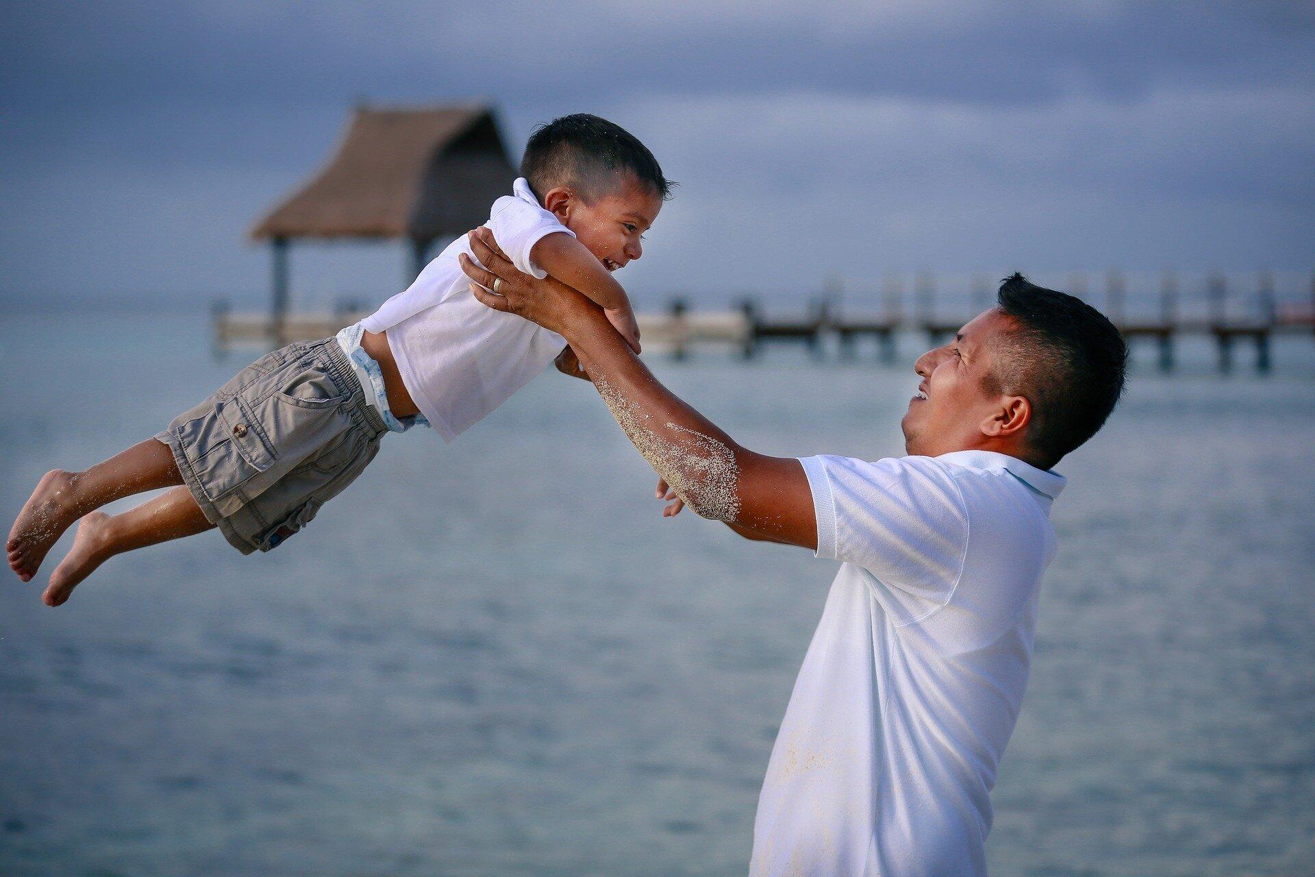 Каждый мужчина мечтает о сыне?