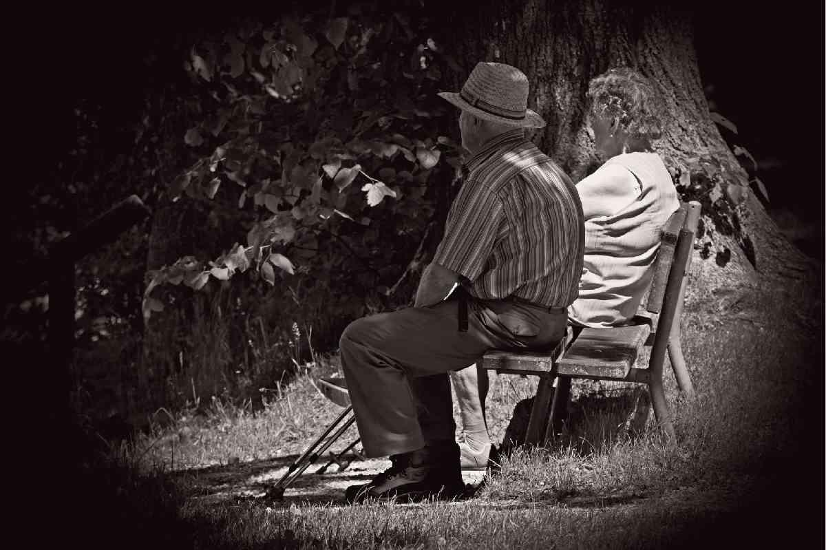 Содержал жену всю жизнь - теперь она ему обязана?