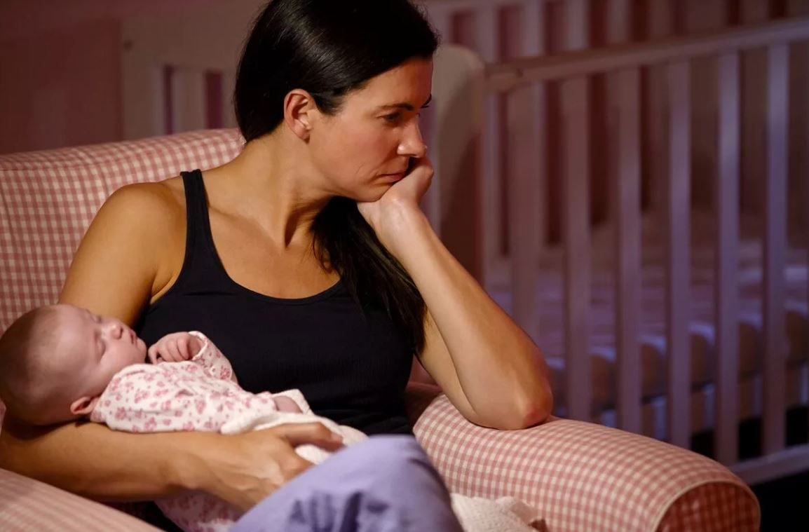«Ребенка родить – это не заслуга!» – заявил муж молодой жене