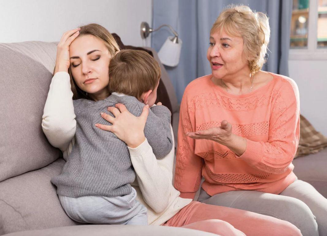 «Тебе с ребенком помогла, дальше давай сама. У меня следующая задача – новый внук!» - сказала мать