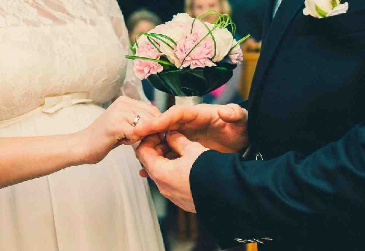 Беременная невеста в наше время - не проблема