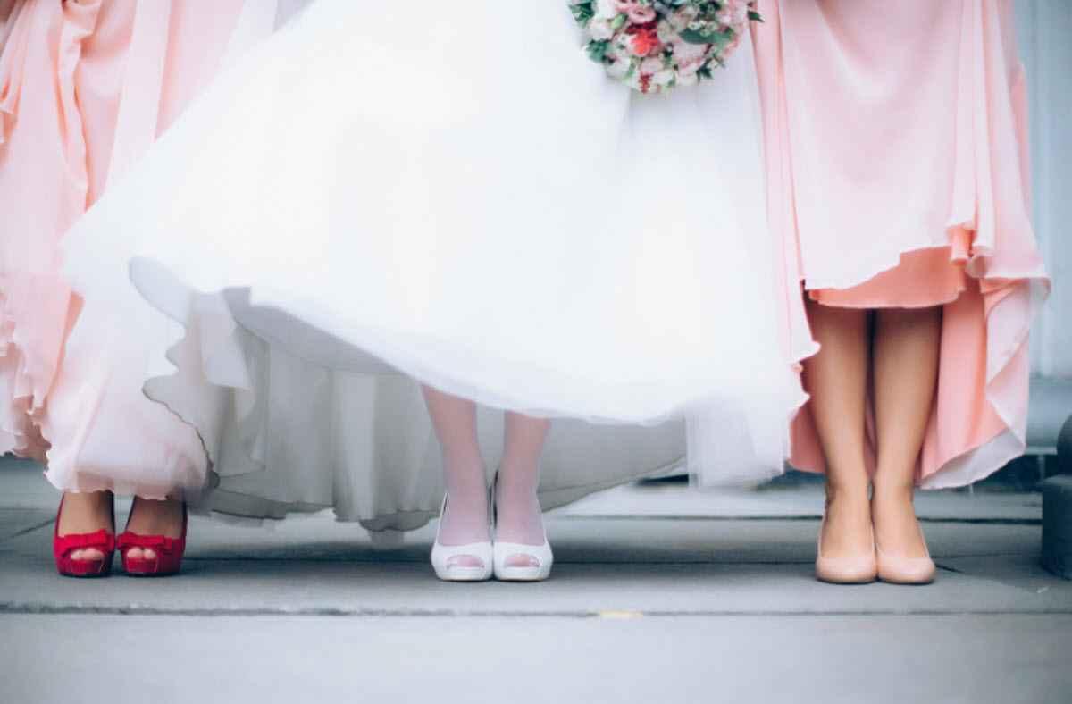Дресс-код на свадьбе. Все гости в одинаковом?