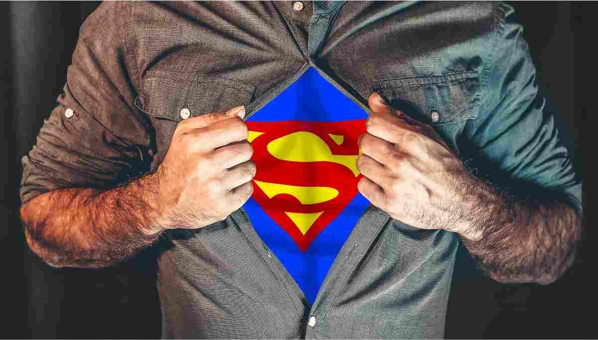 Про жену Супермена