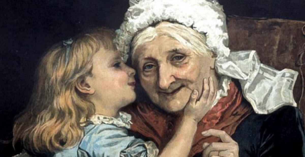 Любовь внуков надо заслужить?